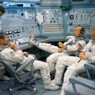 GEMINI 11 PRIME/BACKUP CREWS RELAX @ MISSION SIMULATOR 8X10 NASA PHOTO (BB-835)