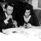 FRANK SINATRA WITH AVA GARDNER IN 1951 - 8X10 PHOTO (AA-133)