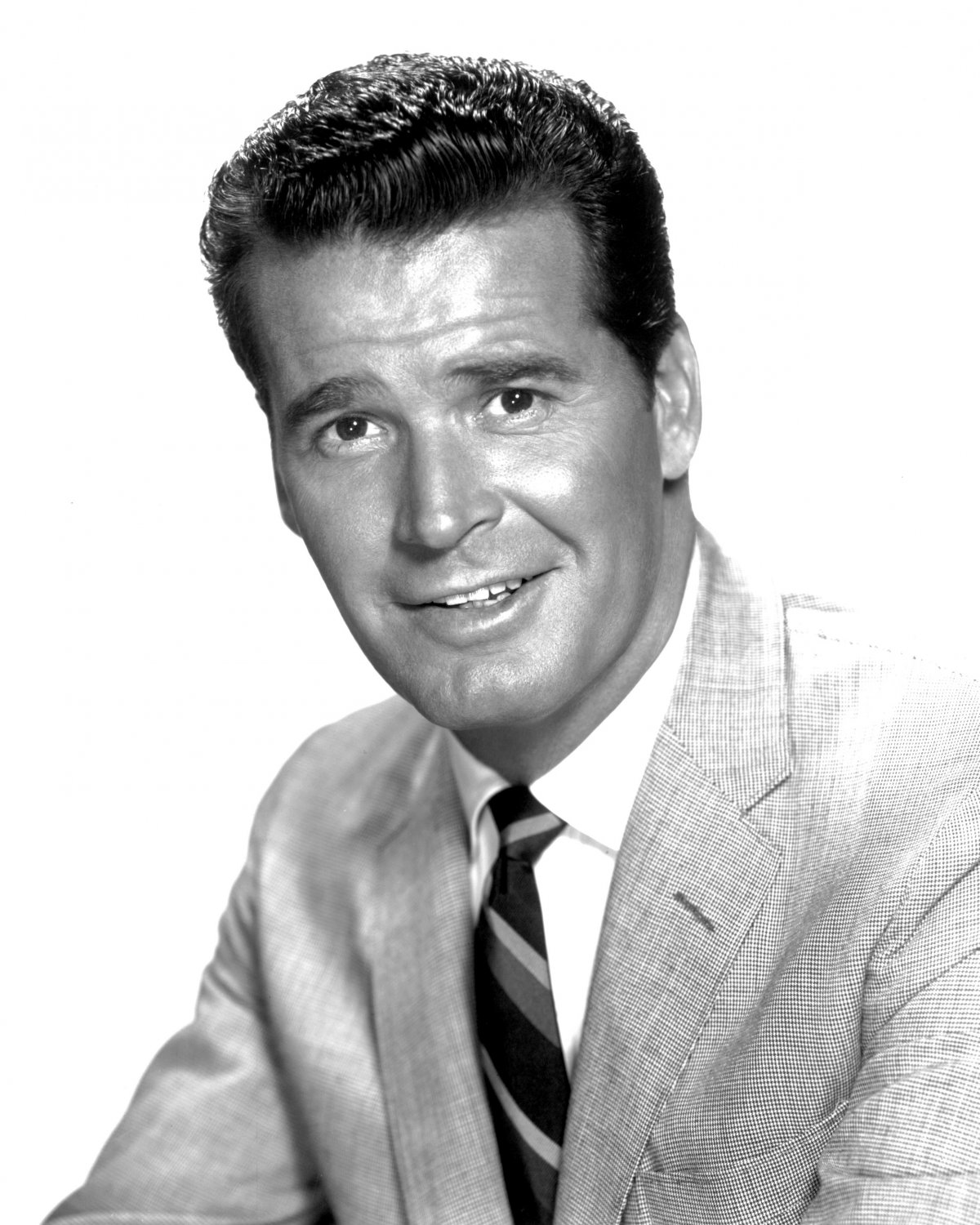 ACTOR JAMES GARNER - 8X10 PUBLICITY PHOTO (AZ-018)