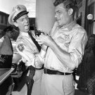 ANDY GRIFFITH & DON KNOTTS IN 'THE ANDY GRIFFITH SHOW' - 8X10 PHOTO (AZ-045)
