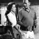 JOHN WAYNE & MAUREEN O'HARA 'THE WINGS OF EAGLES' 8X10 PUBLICITY PHOTO (ZY-074)