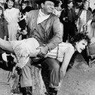 JOHN WAYNE & MAUREEN O'HARA IN 'McLINTOCK!' - 8X10 RARE PUBLICITY PHOTO (ZY-079)