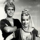 BARBARA EDEN & MICHAEL ANSARA 'I DREAM OF JEANNIE' 8X10 PUBLICITY PHOTO (XCC-082)