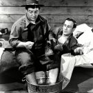 BUD ABBOTT AND LOU COSTELLO IN 'BUCK PRIVATES' - 8X10 PUBLICITY PHOTO (CC-098)