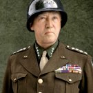 GENERAL GEORGE S. PATTON IN 1945 U.S. ARMY - 8X10 PHOTO (EP-220)