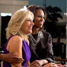 FIRST LADY MICHELLE OBAMA WITH DR. JILL BIDEN - 8X10 PHOTO (BB-979)
