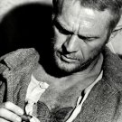 STEVE McQUEEN IN THE FILM 'PAPILLON' - 8X10 PUBLICITY PHOTO (BB-983)