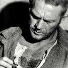 STEVE McQUEEN IN THE FILM 'PAPILLON' - 8X10 PUBLICITY PHOTO (BB-983)