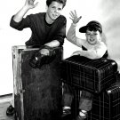 JERRY MATHERS AND TONY DOW IN 'LEAVE IT TO BEAVER' 8X10 PUBLICITY PHOTO (BB-985)