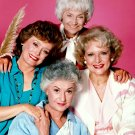 'THE GOLDEN GIRLS' CAST FROM THE NBC TV SERIES - 8X10 PUBLICITY PHOTO (DA-710)