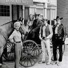 'THE BIG VALLEY' CAST FROM THE ABC WESTERN SERIES 8X10 PUBLICITY PHOTO (DA-709)
