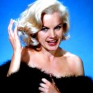 ACTRESS CARROLL BAKER - 8X10 PUBLICITY PHOTO (DD-036)