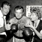 LUCILLE BALL WILLIAM LUNDIGAN ALDO RAY IN 'DESILU PLAYHOUSE' 8X10 PHOTO (NN-126)