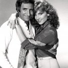 JUDD HIRSCH AND MARILU HENNER IN 'TAXI' - 8X10 PUBLICTY PHOTO (ZY-171)
