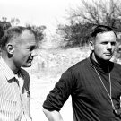 APOLLO 11 ASTRONAUTS BUZZ ALDRIN & NEIL ARMSTRONG - 8X10 NASA PHOTO (DD-080)