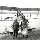 WILLIAM BOEING COMPLETES 1ST INTERNATIONAL AIRMAIL DELIVERY 8X10 PHOTO (DD-091)