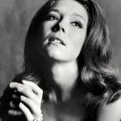 DIANA RIGG ENGLISH ACTRESS - 8X10 PUBLICITY PHOTO (DD-100)
