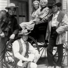 'THE BIG VALLEY' CAST FROM THE ABC WESTERN SERIES 8X10 PUBLICITY PHOTO (DA-711)
