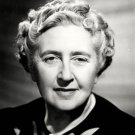 AGATHA CHRISTIE LEGENDARY AUTHOR & PLAYWRIGHT - 8X10 PUBLICITY PHOTO (EE-071)