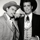 JACK KELLY AND JAMES GARNER IN 'MAVERICK' - 8X10 PUBLICITY PHOTO (OP-014)