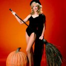 ACTRESS MORGAN FAIRCHILD - 8X10 HALLOWEEN THEMED PUBLICITY PHOTO (ZY-226)