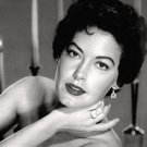 ACTRESS AVA GARDNER - 8X10 PUBLICITY PHOTO (BB-455)