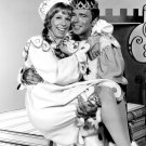 "CAROL BURNETT & KEN BERRY IN A SKIT ""ONCE UPON A MATTRESS' - 8X10 PHOTO (DA-722)"