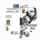 ADVENTURES OF JUNGLE JIM - 476 Shows Old Time Radio In MP3 Format OTR On 1 DVD