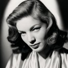 LEGENDARY ACTRESS LAUREN BACALL - 8X10 PUBLICITY PHOTO (DA-146)