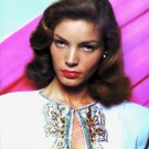 ACTRESS LAUREN BACALL - 8X10 PUBLICITY PHOTO (DA-157)