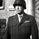 GENERAL GEORGE S. PATTON IN 1945 U.S. ARMY - 8X10 PHOTO (EE-130)