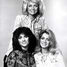 BARBARA, LOUISE & IRLENE MANDRELL NBC VARIETY SHOW 8X10 PUBLICITY PHOTO (OP-041)