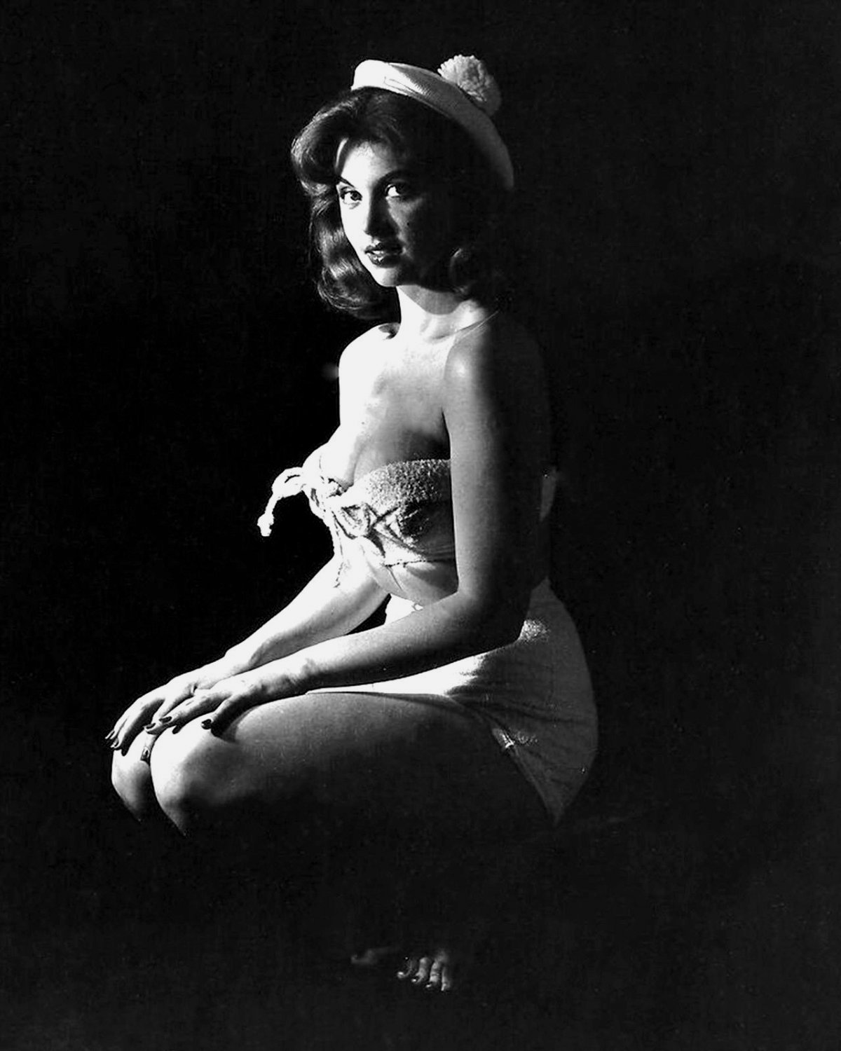 ACTRESS TINA LOUISE - 8X10 EARLY PUBLICITY PHOTO (ZY-260)