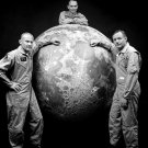 APOLLO 11 ASTRONAUTS COLLINS, NEIL ARMSTRONG & BUZZ ALDRIN - 8X10 PHOTO (ZZ-639)