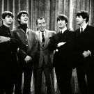 THE BEATLES FIRST APPEARANCE ON ED SULLIVAN SHOW - 8X10 PUBLICITY PHOTO (EP-342)