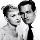 PAUL NEWMAN AND JOANNE WOODWARD - 8X10 PUBLICITY PHOTO (ZZ-006)