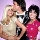 "SUZANNE SOMERS JOHN RITTER JOYCE DeWITT IN ""THREE'S COMPANY"" 8X10 PHOTO (AB-170)"