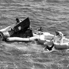 GEMINI 11 ASTRONAUTS PETE CONRAD DICK GORDON AFTER MISSION - 8X10 PHOTO (AA-318)