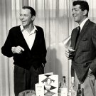 RAT PACK ALUMS FRANK SINATRA AND DEAN MARTIN - 8X10 PHOTO (AA-791)