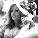 "INGRID PITT IN ""THE HOUSE THAT DRIPPED BLOOD"" - 8X10 PUBLICITY PHOTO (OP-082)"