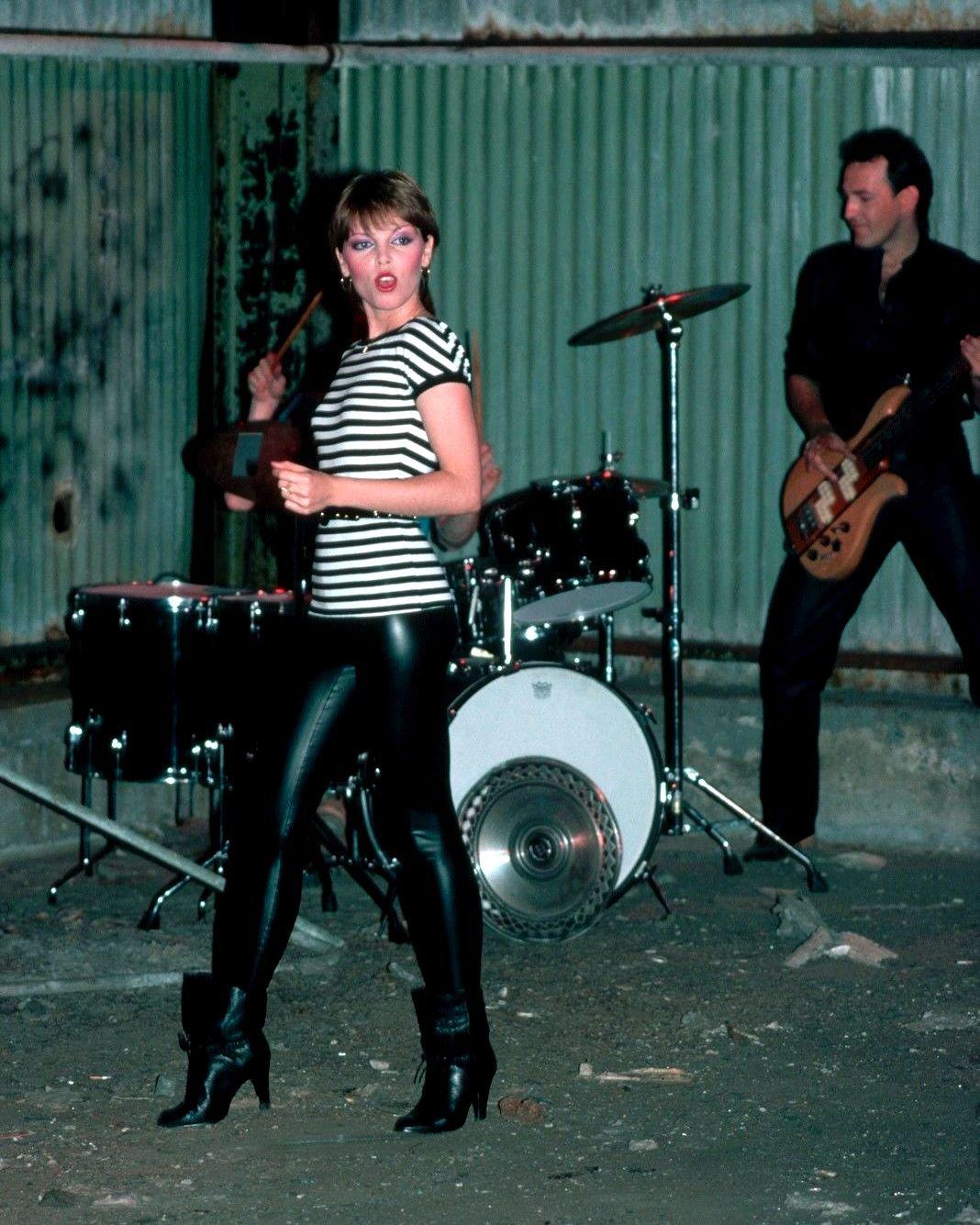 PAT BENATAR ROCK SINGER - 8X10 PUBLICITY PHOTO (DA-042)