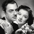 "WILLIAM POWELL AND MYRNA LOY IN ""DOUBLE WEDDING"" - 8X10 PUBLICITY PHOTO (ZZ-653)"