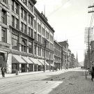 EARLY 1900s PHOTO OF GAY STREET IN KNOXVILLE, TENNESSEE - 8X10 PHOTO (AA-321)