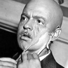 "ORSON WELLES REMOVES MAKEUP DURING FILMING OF ""CITIZEN KANE"" 8X10 PHOTO (CC-158)"