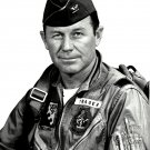 TEST PILOT CHUCK YEAGER - 8X10 PHOTO (BB-124)