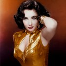 LEGENDARY ACTRESS ELIZABETH TAYLOR - 8X10 PUBLICITY PHOTO (EP-493)