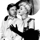 "MICKEY ROONEY & MARILYN MAXWELL ""SUMMER HOLIDAY"" - 8X10 PUBLICITY PHOTO (DA-092)"