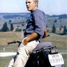 "STEVE McQUEEN IN THE FILM ""THE GREAT ESCAPE"" - 8X10 PUBLICITY PHOTO (DD-171)"