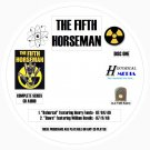 THE FIFTH HORSEMAN - 8 Shows Old Time Radio OTR On 4 Audio CDs