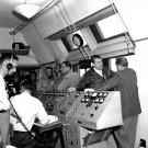 DR. WERNHER VON BRAUN IN BLOCKHOUSE FOR EXPLORER III - NASA 8X10 PHOTO (EP-057)